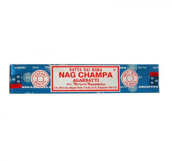 Encens indien Satya Saï Baba Nag Champa