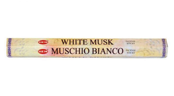 Encens Musk Blanc HEM