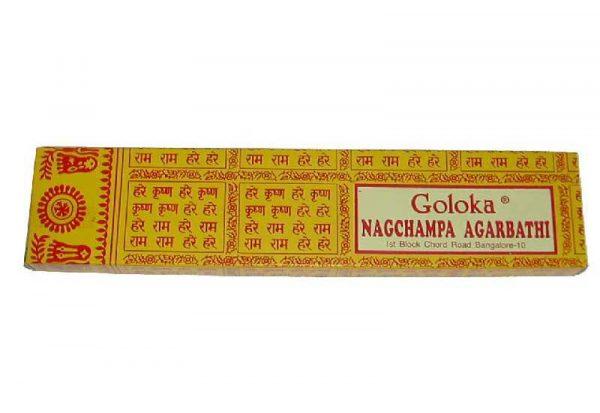 Encens indien Nag Champa Goloka