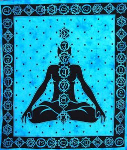 tenture 7 chakras