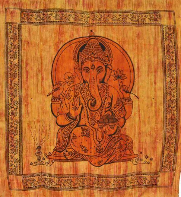 Tenture indienne - Ganesh
