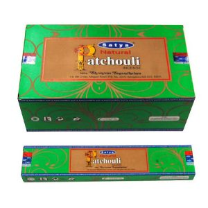 Encens Patchouli Natural Satya