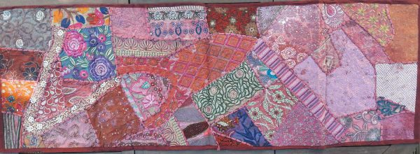 Patchwork Indien - Chemin de table